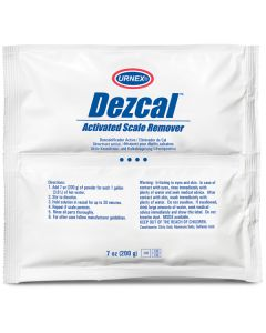 Urnex Dezcal Descaling Powder - 7oz. Packets