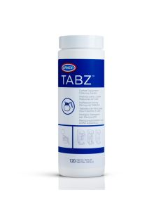 Urnex Tabz Coffee Brewer Cleaning Tablets - 120 Count Jar