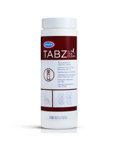 Urnex Tabz Tea Cleaner - 120 Count Jar
